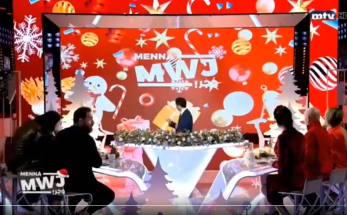 MTV Report aboutEid Truck with Mena w Jer
