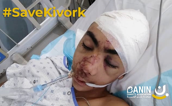 Episode 4 of the Hope Makers: Saving Kivork's Life