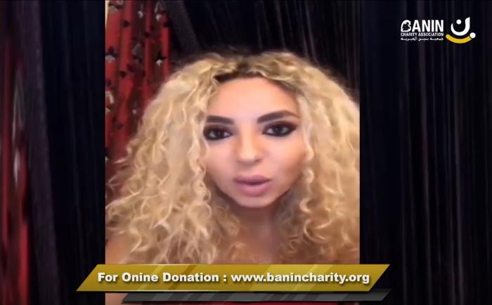 هذه كانت رسالة جوانا كركي لدعم مبادرة ١٠٤٥٢ #مبادرة_10452