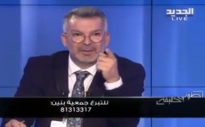 Our 10452 campaign featured during Tony Khalife program