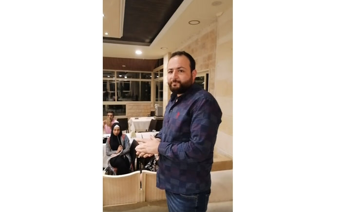 Honoring the volunteers of Banin Association in North Lebanon 