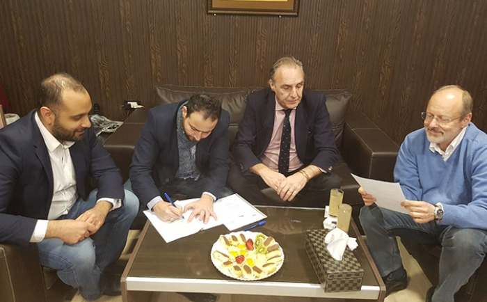 Agreement with Bambino Gesu' Pediatric Hospital in Italy