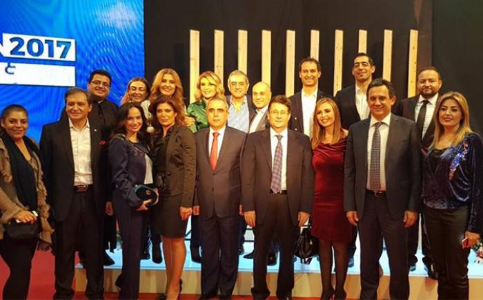 تيليتون 2017, ع سطوح بيروت OTV