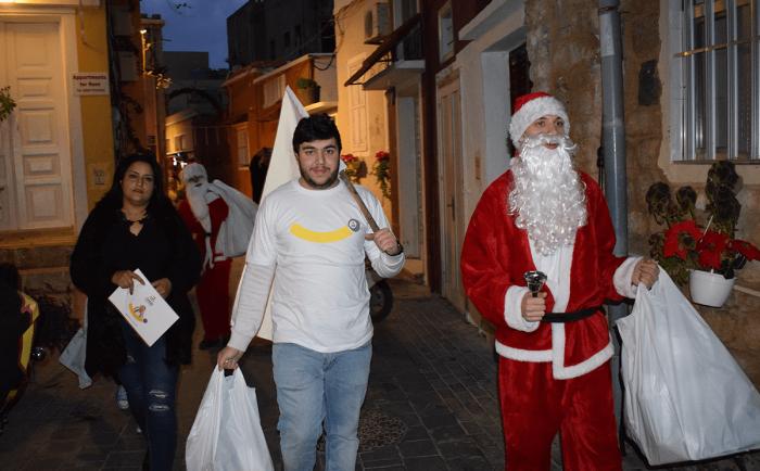 Celebrating Christmas in Tyre