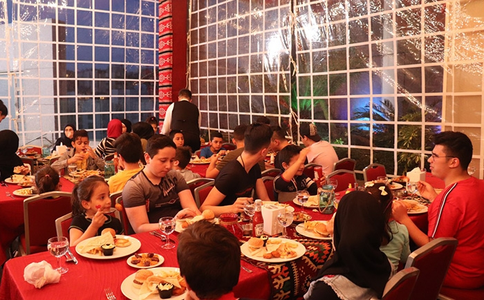 Iftar at Four Points Sheraton Hotel