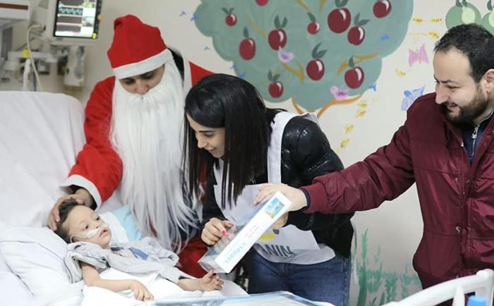 آخر محطة لسنة ٢٠١٩ : أطفال مستشفى الكرنتينا