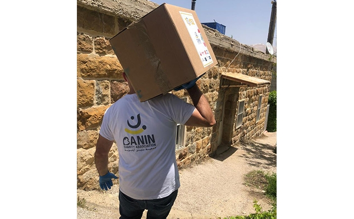 A Glimpse of Pictures During The Food Box Distribution of Our 10452 Campaign