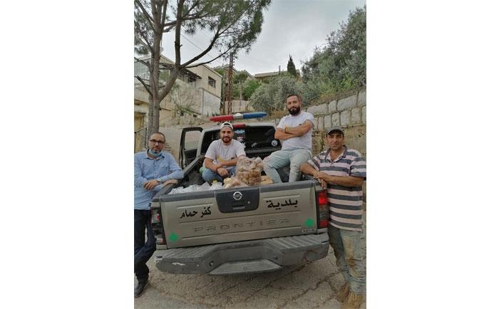 Banin Tour in Hasbaya