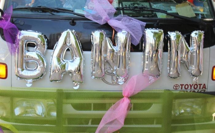 Banin Charity launches Camion Eid