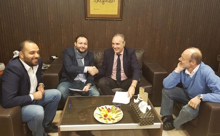 Agreement with Bambino Gesu' Pediatric Hospital in Italy