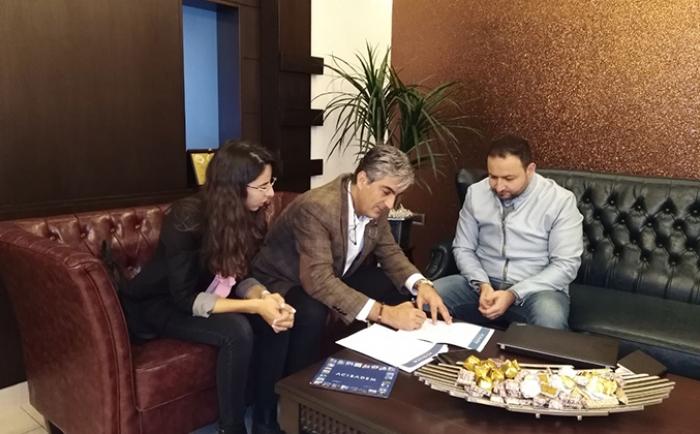 Agreement with Acibadem Hospital, Turkey