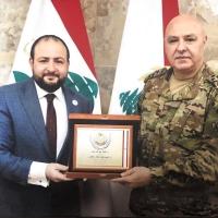 ٢٠٢١ جائزة من قائد الجيش العماد جوزاف عون